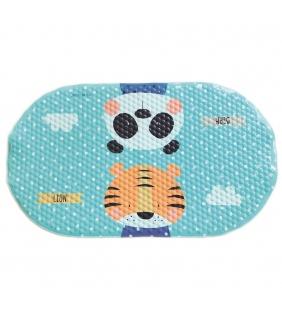 Alfombra de baño antideslizante Panda & Tiger Olmitos