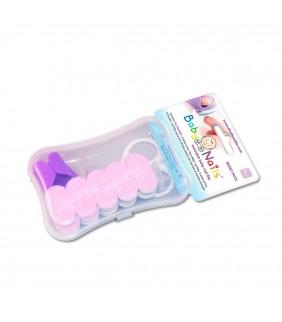 Limas de uñas + tijeras Baby Nails