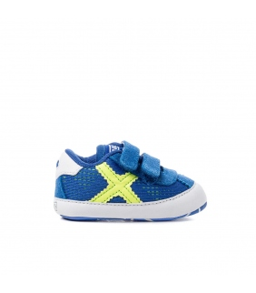 Zapatillas bebé Munich Barru Zero 17