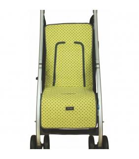Colchoneta silla paseo universal estrellas Rosy Fuentes