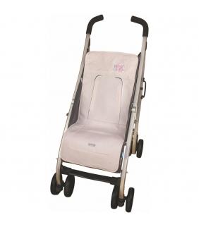 Colchoneta silla paseo universal lazo Rosy Fuentes