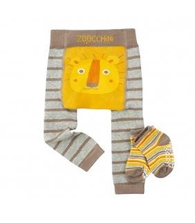 Leggins + calcetines aprendizaje Zoocchini