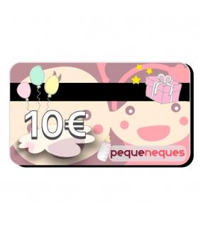 Tarjeta regalo 10€