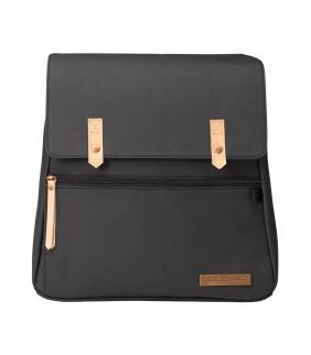 Bolso mochila Meta Backpack black matte/canvas Petunia Pickle Bottom