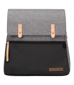 Bolso mochila Meta Backpack Graphite/Black Petunia Pickle Bottom