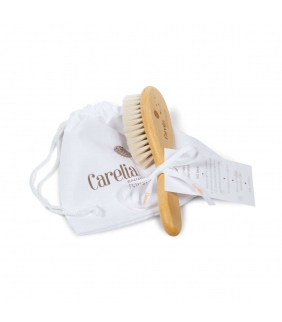 Cepillo 100% natural bebé Carelia