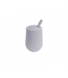 Vaso Mini Cup con taza y pajita Ezpz