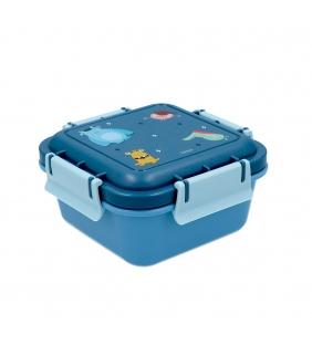 Caja almuerzo grande Little Monsters 780ml Tutete
