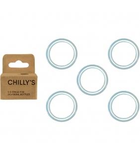 Repuesto aro de silicona botella Chillys