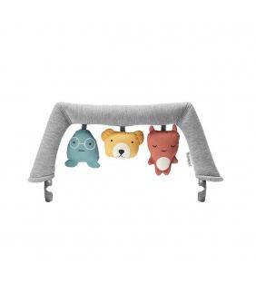Juguete amigos suaves para hamaca Babybjörn